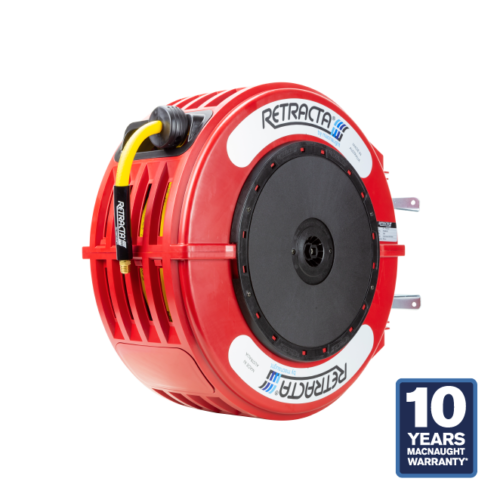Retracta R3-S Standard Red Hose Reel Air / Water 3/8 in x 65 ft PN# RY365R-02