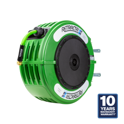 Retracta R3-S Standard Green Garden Hose Reel