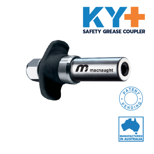 KY+ Safety Grease Coupler