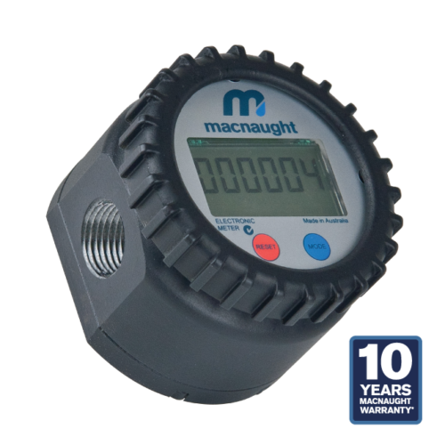 Digital In-line Oil Meter - IM019E-02