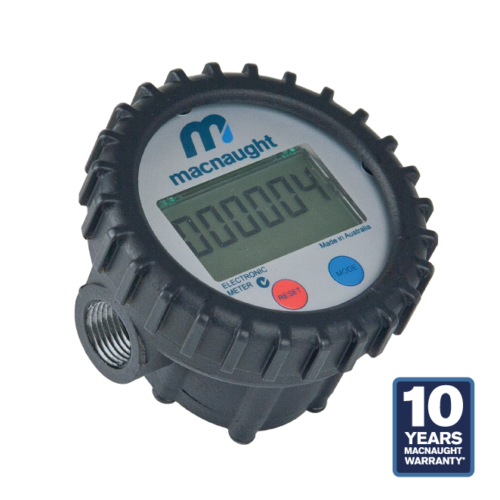 In-line Digital Oil Meter - IM012E-02