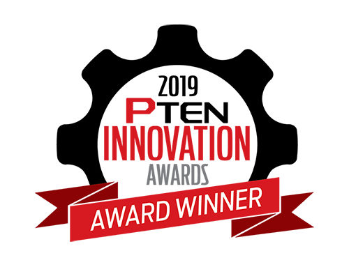 Macnaught Wins PTEN Innovation Award for BOP20