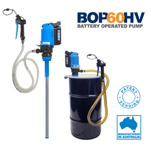BOP60HV-16-Gallon-kit