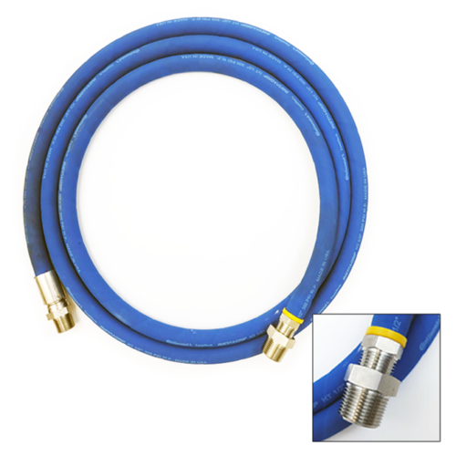 T312OH-AS-Oil Hose Assembly with Reducer